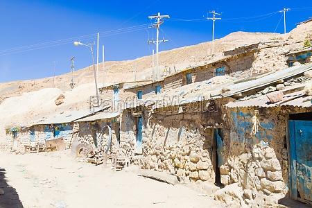 potosi mining city view bolivia