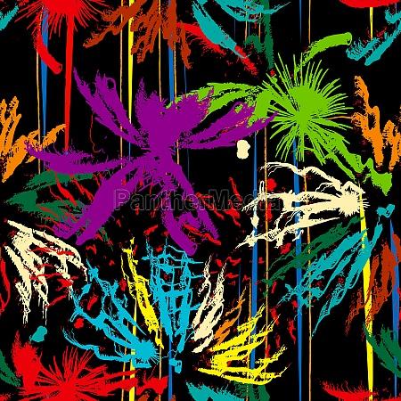 grunge jungle