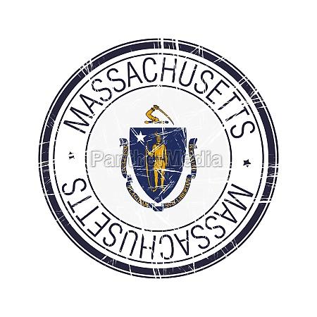 massachusetts rubber stamp