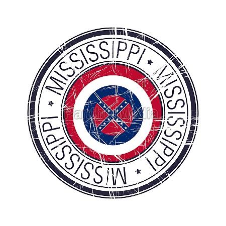mississippi rubber stamp