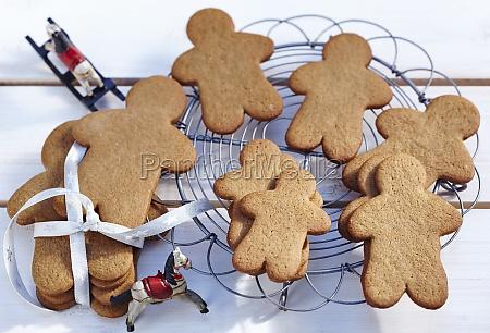 pepparkakor gingerbread men sweden