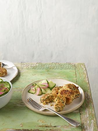 thai fish cakes thailand