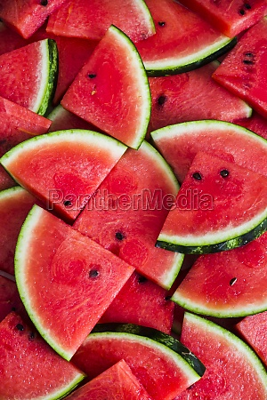 watermelon, slices - 29887430