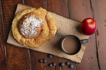 ensaimada de mallorca yeast dough pastry