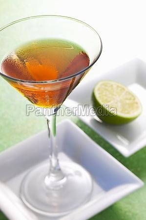charivari a cocktail with gin