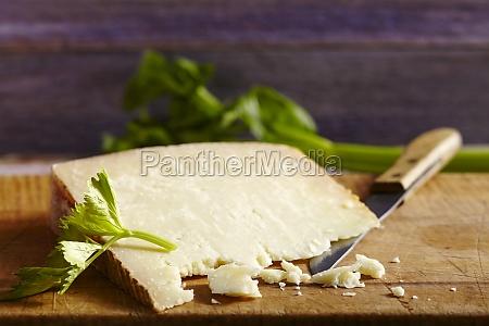 pecorino sardo hard cheese made from