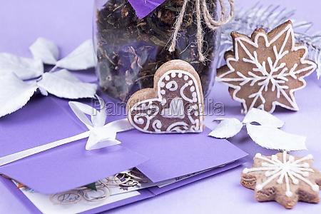 christmas, food, still, life, of, gingerbread - 29892893
