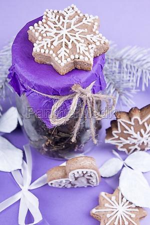 christmas, food, still, life, of, gingerbread - 29892894
