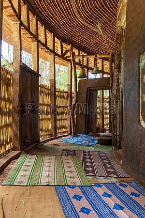 ura kidane mehret church monastery ethiopia