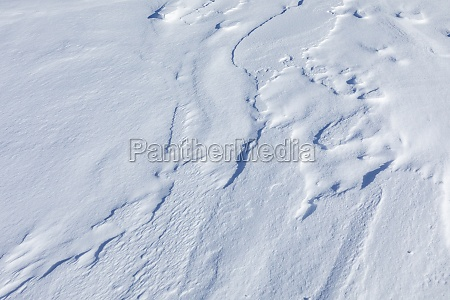 windblown snow texture