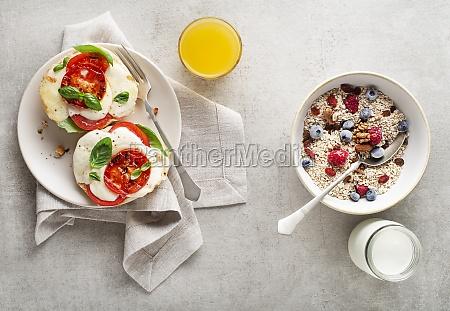 breakfast food healthy