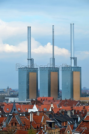 thermal power plant in hannover
