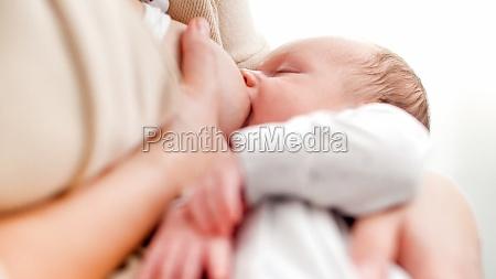 portrait of cute little baby boy