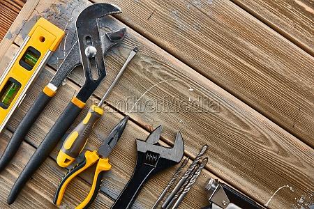 professional workshop instrument carpenter tools