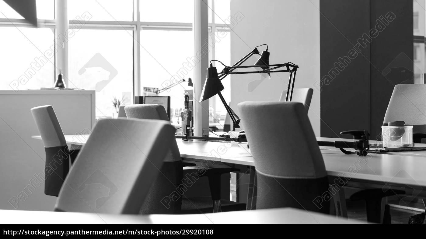 empty, modern, office - 29920108