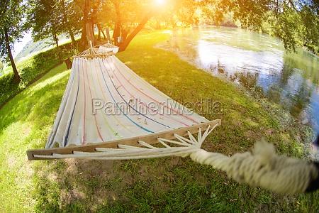 hammoc swing bed