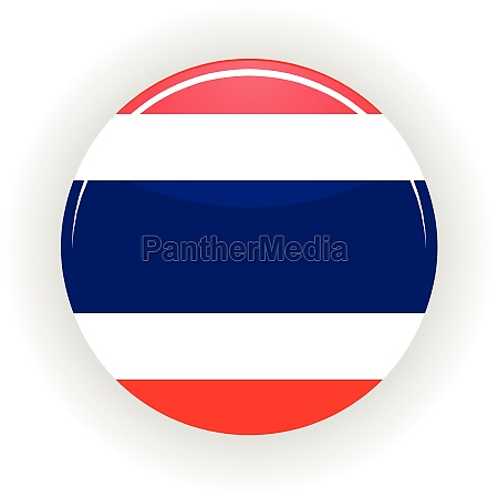 thailand icon circle