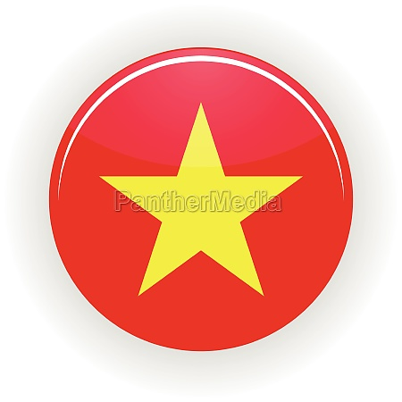vietnam icon circle
