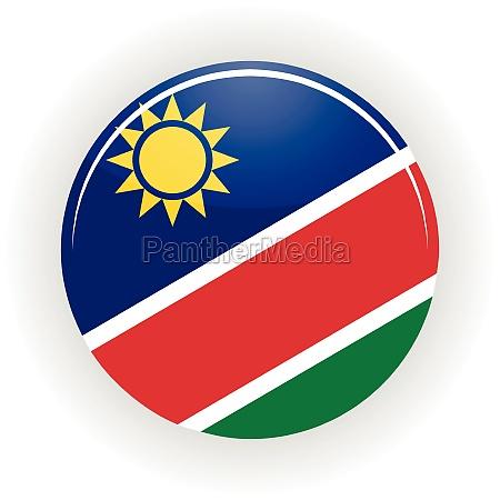 namibia icon circle