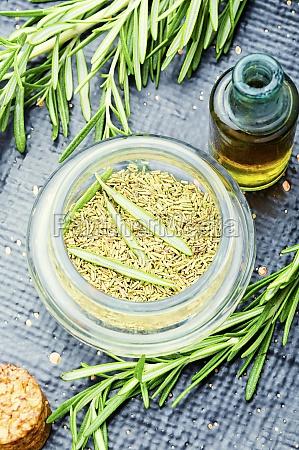 rosemary in herbal medicine
