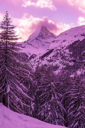 mountain matterhorn