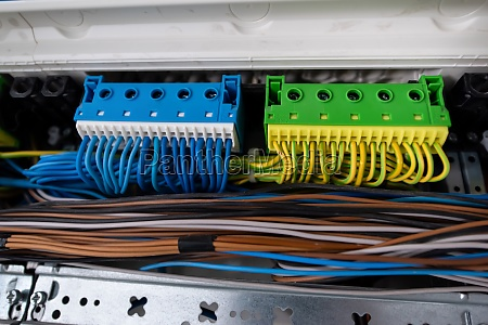 new automated system of electric power