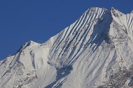unique shaped part of mount ponngen