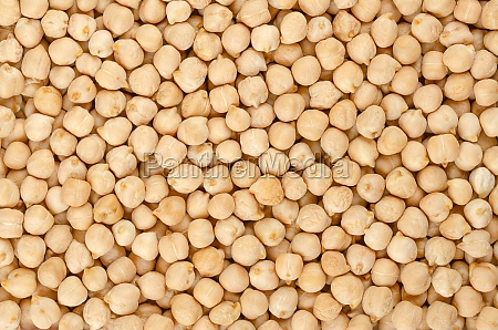 dried chickpeas whole chick peas background