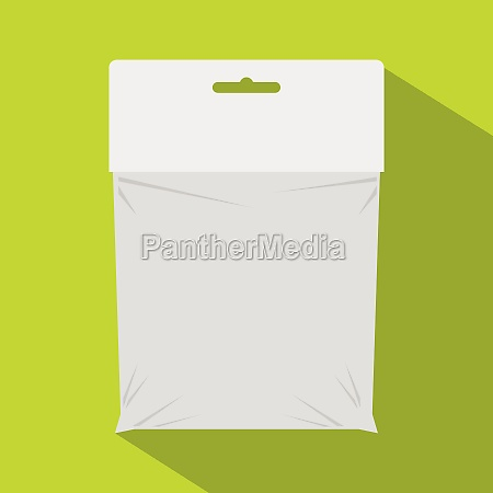 package icon flat style