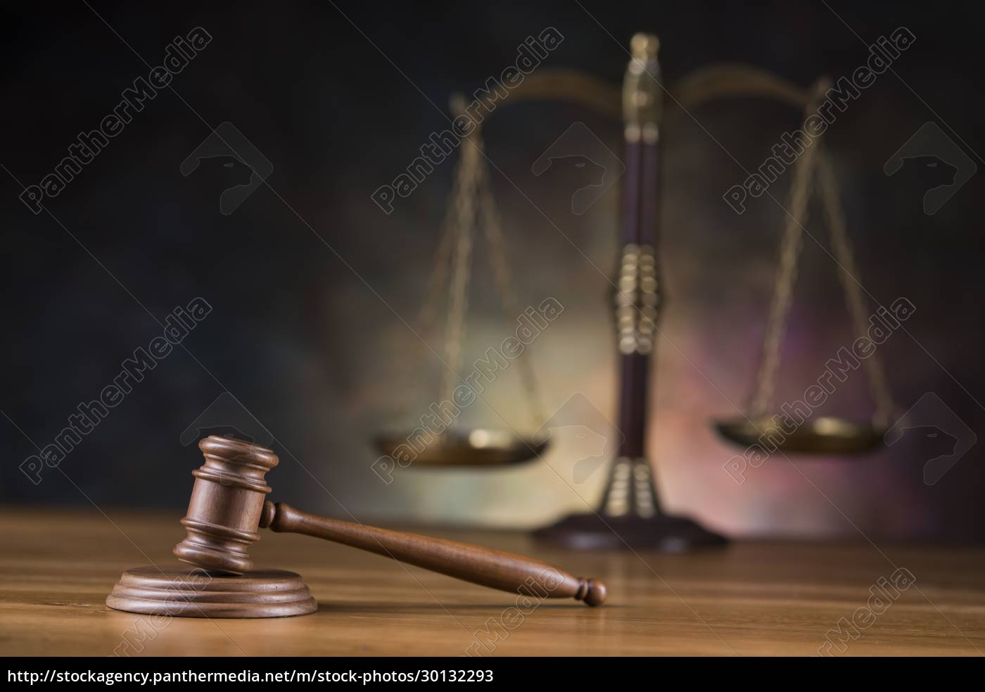 law, wooden, gavel, barrister, , justice, concept, - 30132293
