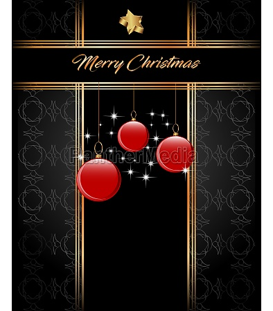 2022 elegant merry christmas background with