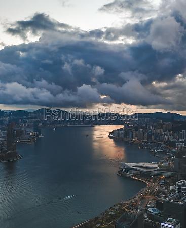 hong kong 06 august 2020