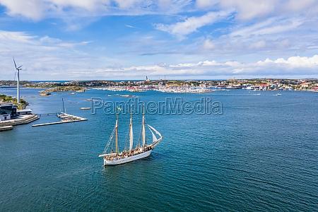 groetoe island kattegat gothenburg archipelago sweden