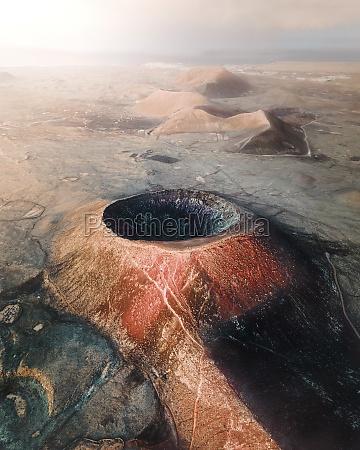 aerial view of calderon hondo a