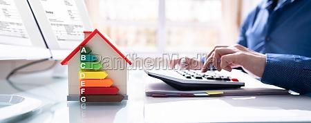 energy efficient house audit