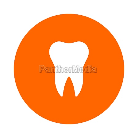 tooth and circle