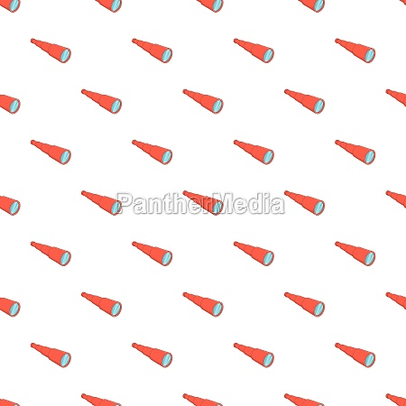 spyglass pattern cartoon style