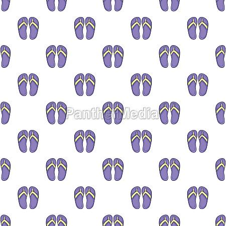 slates pattern cartoon style