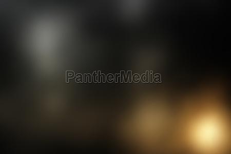 black blured background