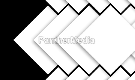 abstract concept design made of squares