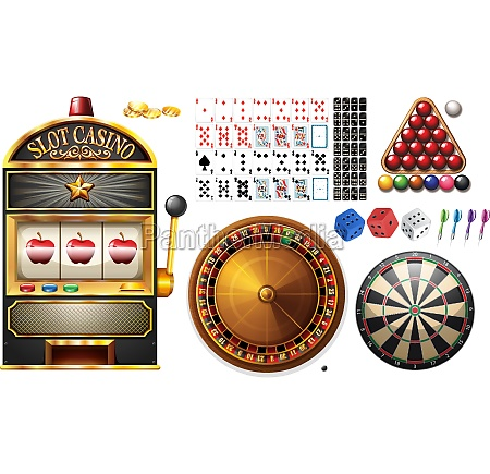 casino machines and games