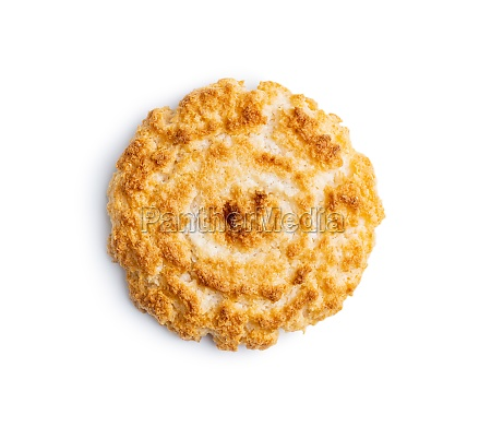 sweet coconut cookies tasty biscuits with