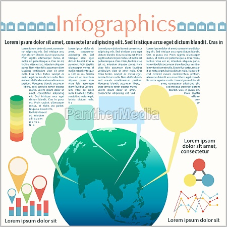 the earths infographics