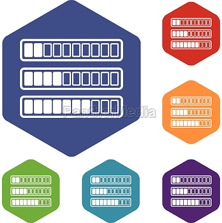 sign horizontal columns download online icons