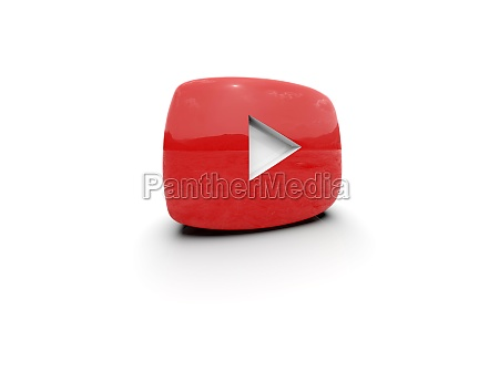 youtube playbutton sign video icon logoonlinebroadcasting