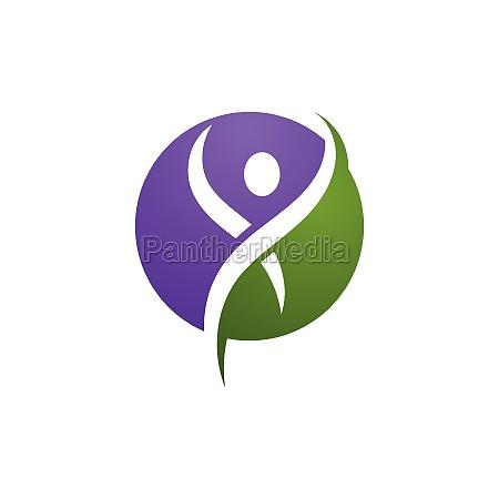 success people logo sign illustration vector