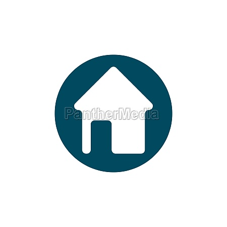 home logo property and construction
