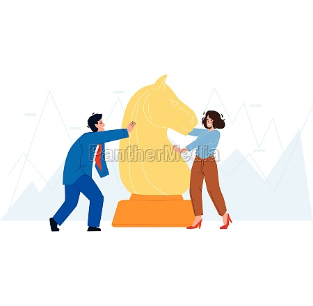 investment success business occupation vector