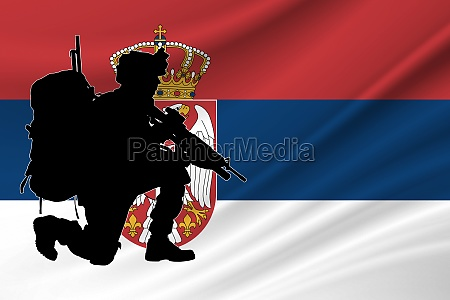 independence day serbia military of serbia