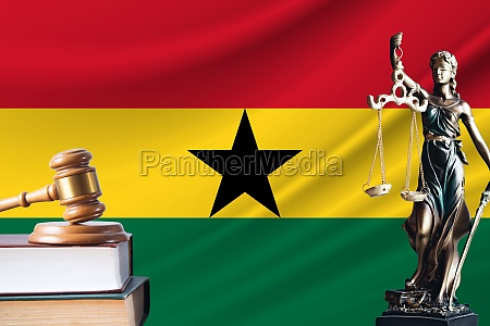 law and justice in ghana statue